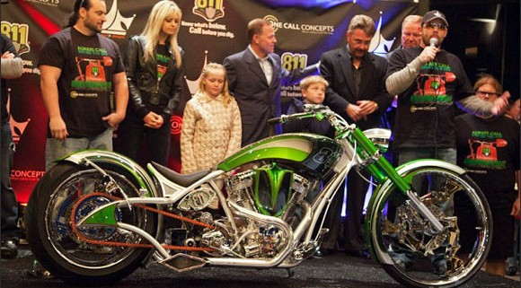 811 bike - Paul Jr. Designs
